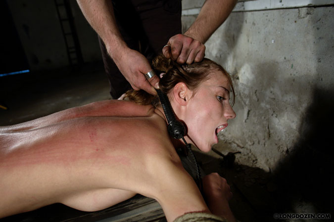 Bdsm lesbian attack - penis in men