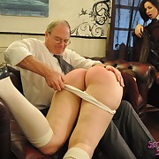 Sarah Gregory Spanking Picture