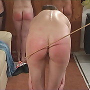 Spanking Family Picture