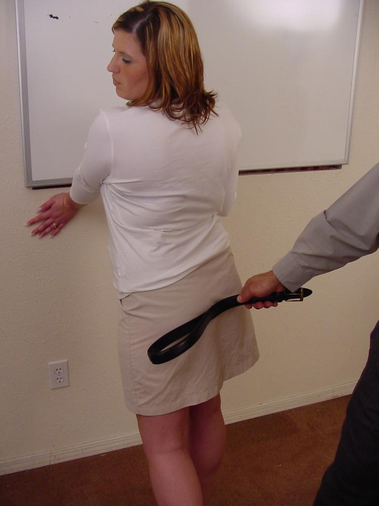 All grown up spanking mallory maneater 1