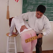 Sinful Spanking Picture