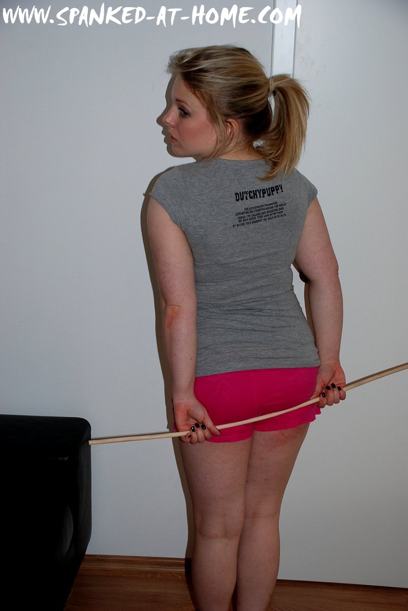 The movie caning whipped Nice man