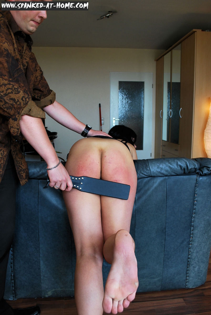 Commit error. Ways to spank your wife