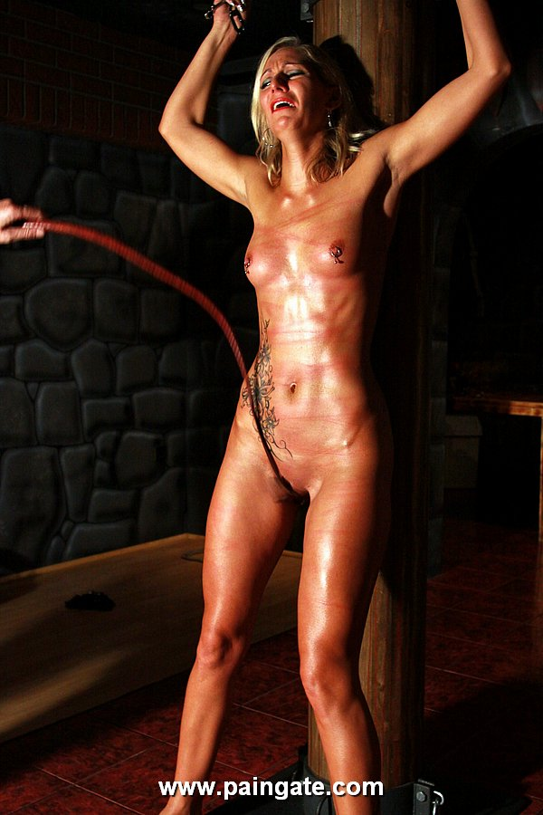 Orgy bondage gangbang rope