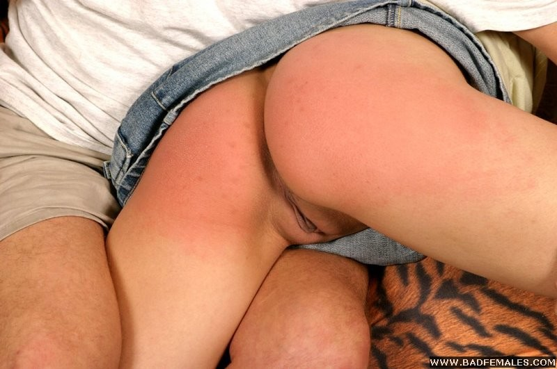 Servant girl gets spanked 2