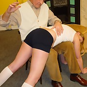 Calstar Spanking Picture
