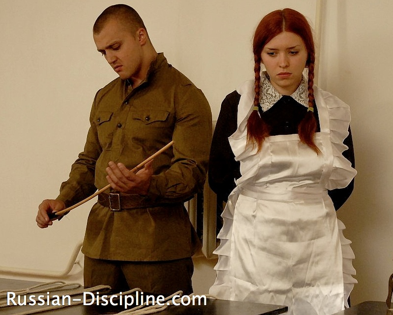 spanking girls russian her Rusian girl spanked russian girl kneels naked on the couch for her spanking category: otk spanking girl spanked otk.
