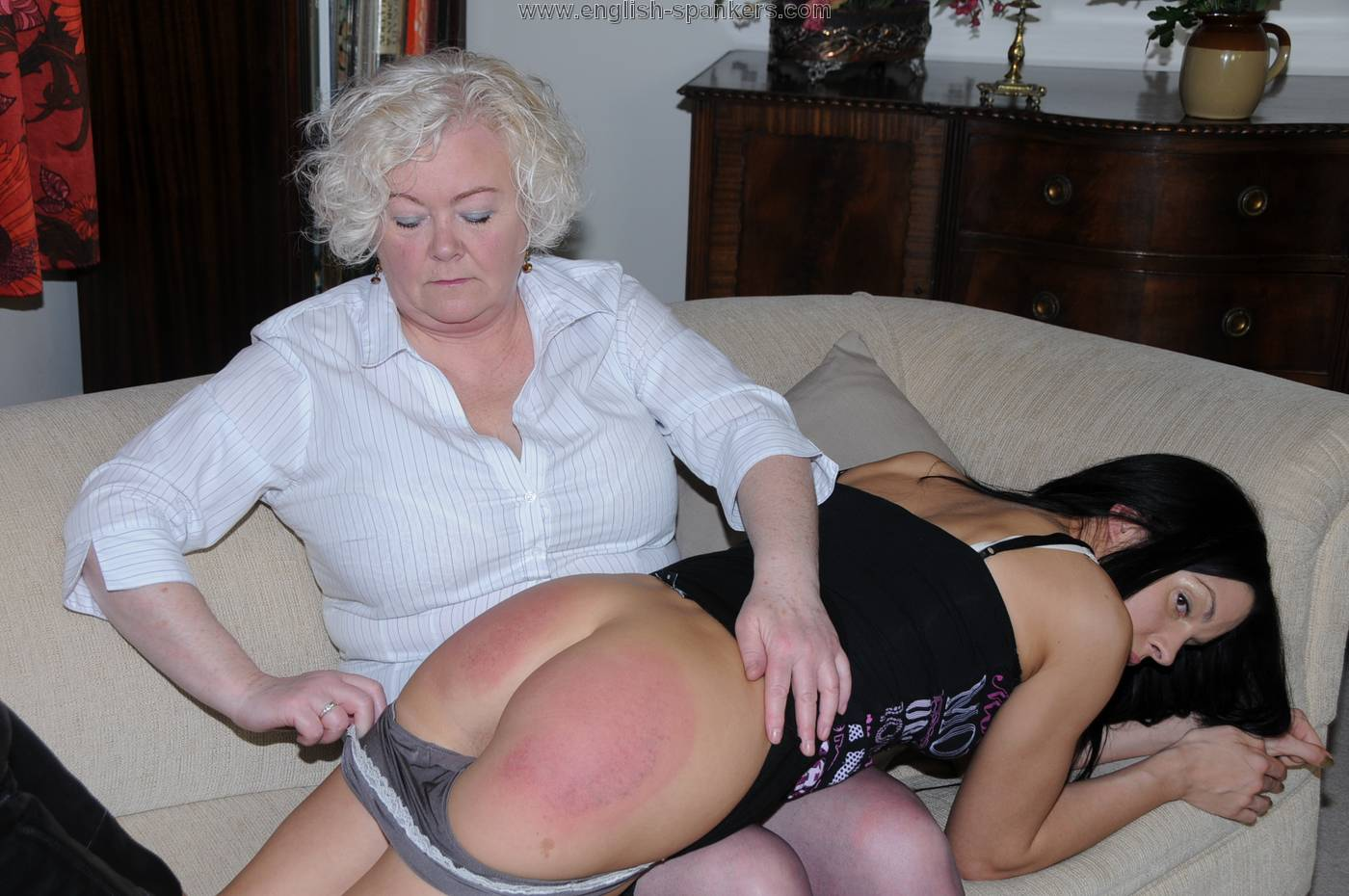 Adult asian spankings