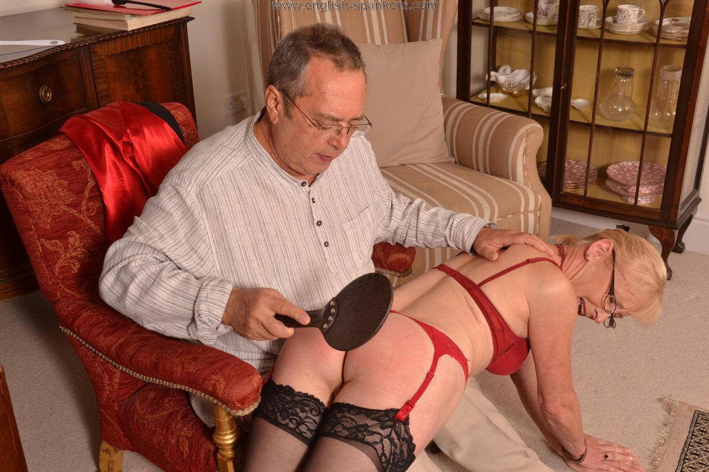 sex English spank