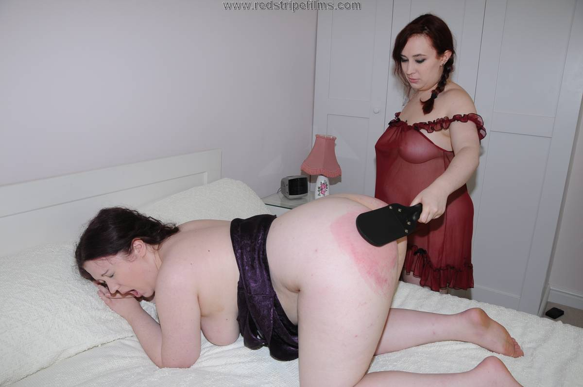 Spanked amp whipped for mistakes - 1 part 8