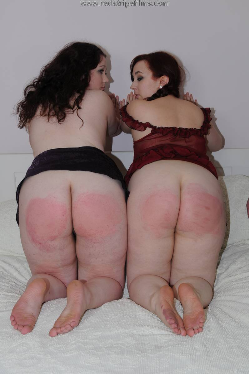 Spanked amp whipped for mistakes - 2 part 10