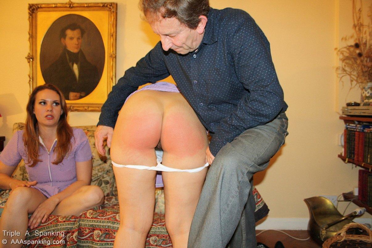 No respect spank