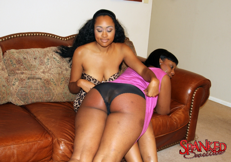 Suggest you spanked sweeties black girls consider