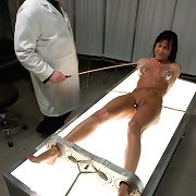 Female prisoner chosen for sex and bondage experiments