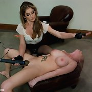 Madison Scott tied and fucked by Felony