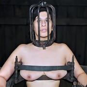Marina has a tight ass to be sadistically trained