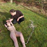 Outdoor Public Bondage