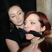 Emily Marilyn does not normally enjoy pain play but there is something about the way Sister Dee dominates her will that makes everything so much hotter.