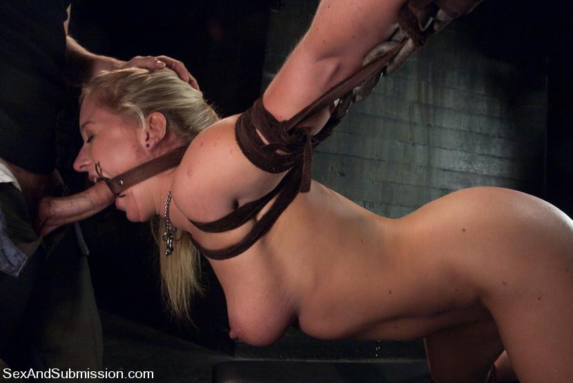 Spanking submission bondage