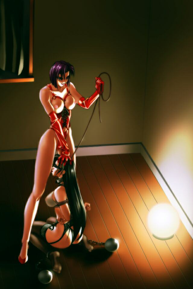 Hot babe tied and tortured with wax zapped and spanked 6