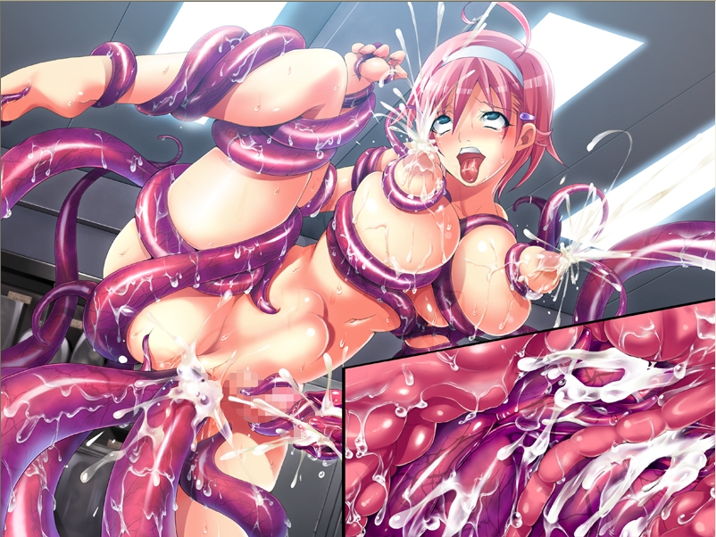 tentacle hentai Demon