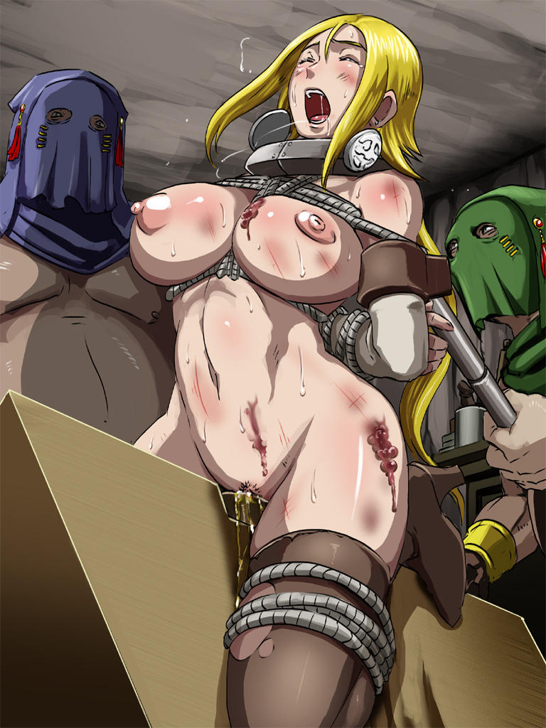 hentai beauties submit to extreme bondage. - brutaltgp