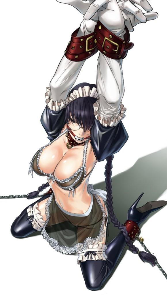 Free hentai maid bondage