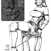 Cruel BDSM comics Picture
