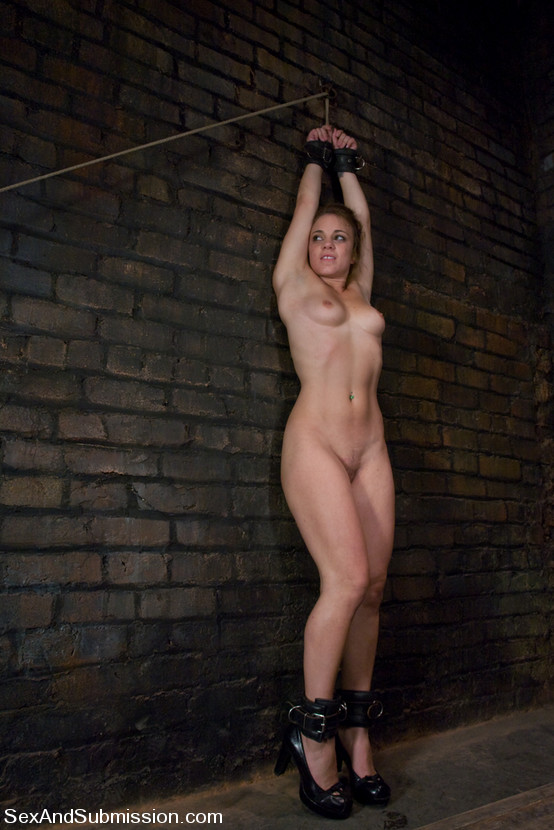 Girls bondage submission