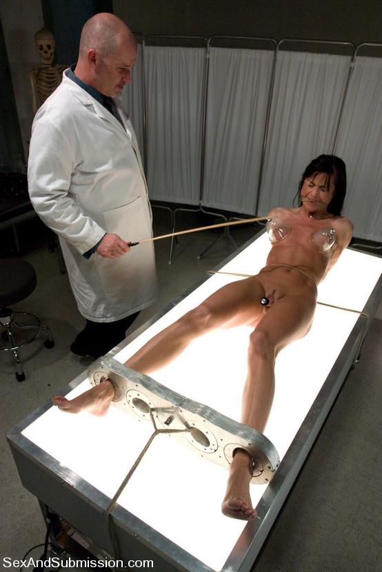Проституткой эксперимент над