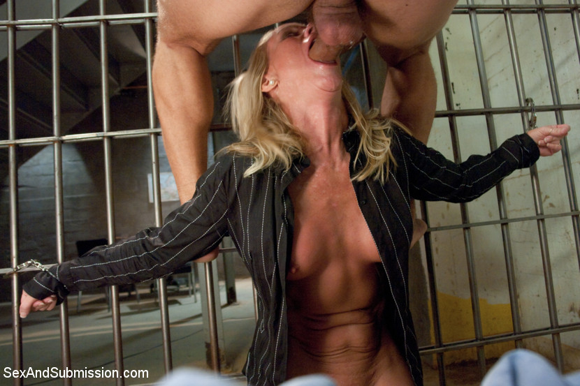 Milf bondage submission and sex