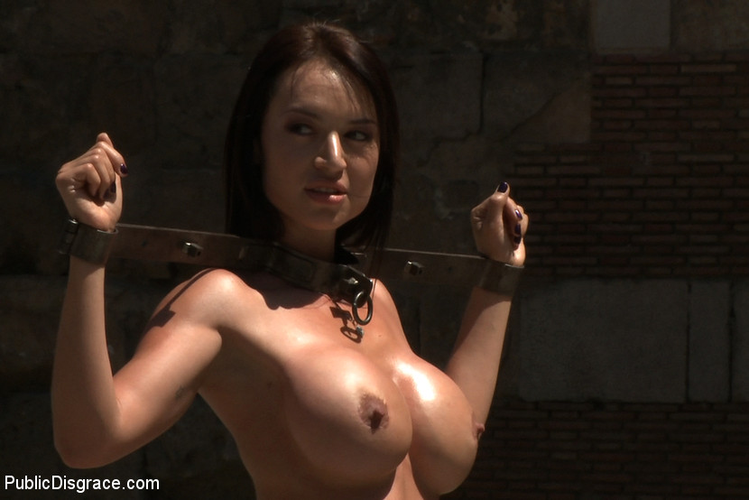 all girl public disgrace with penthouse pet kink