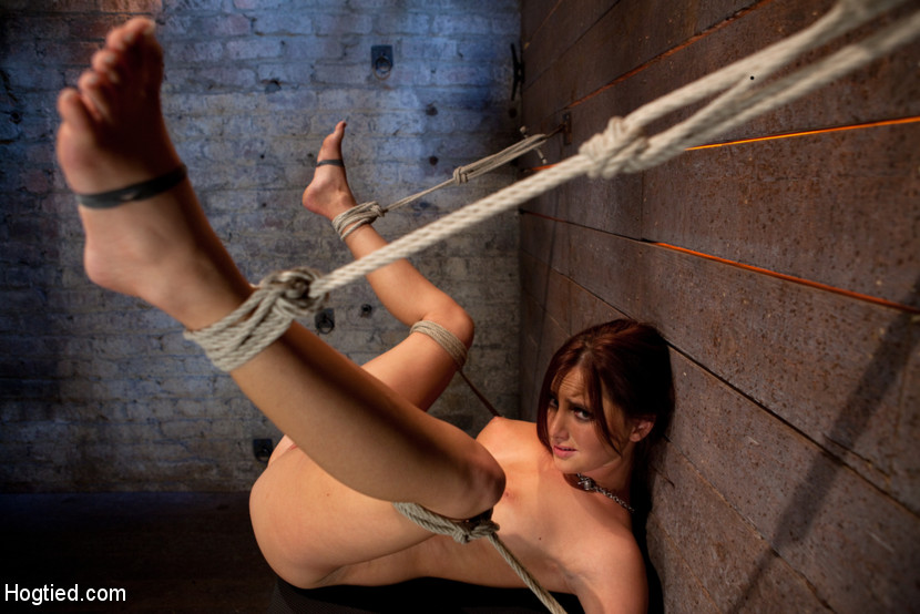 Bondage slavegirls hogtied movies
