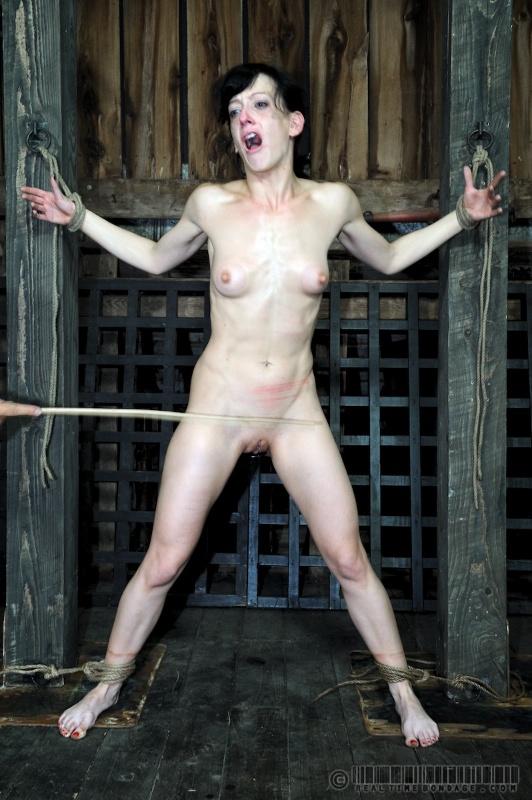 Bdsm slave elise graves pervert enema punishment and outdoor 5