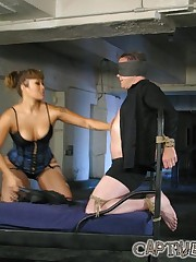 Male was punished and fucked hard