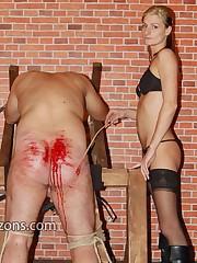 Male` ass got brutal caning