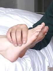Foot surprise