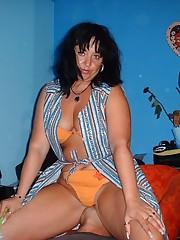 Cool ass mistress sat on slave