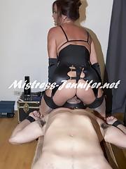 Milf mistress humiliated malesub