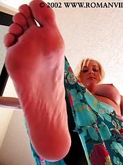 Mistress trampling
