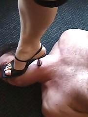 Deep dominatrix-bitch toe outsert
