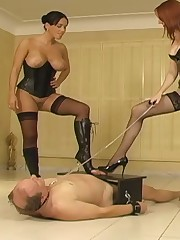 Trample box torture