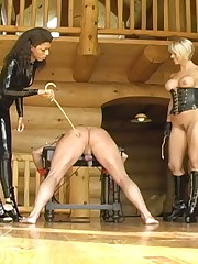 This bitch is caned