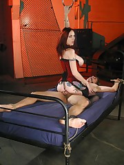 male sex slave abuse