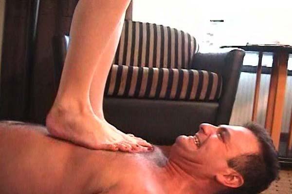 Horny wife blow job