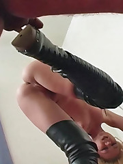Brutal Ball Busting Picture