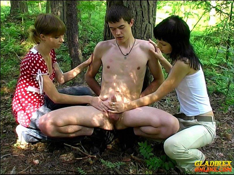 Nudist koch family
