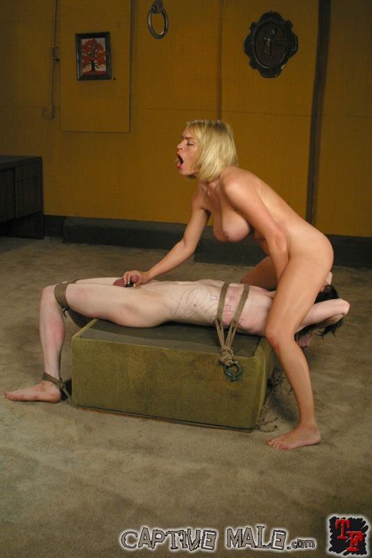 Male captive amazon femdom warrioresses