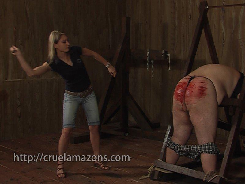 Cruel femdom b lood