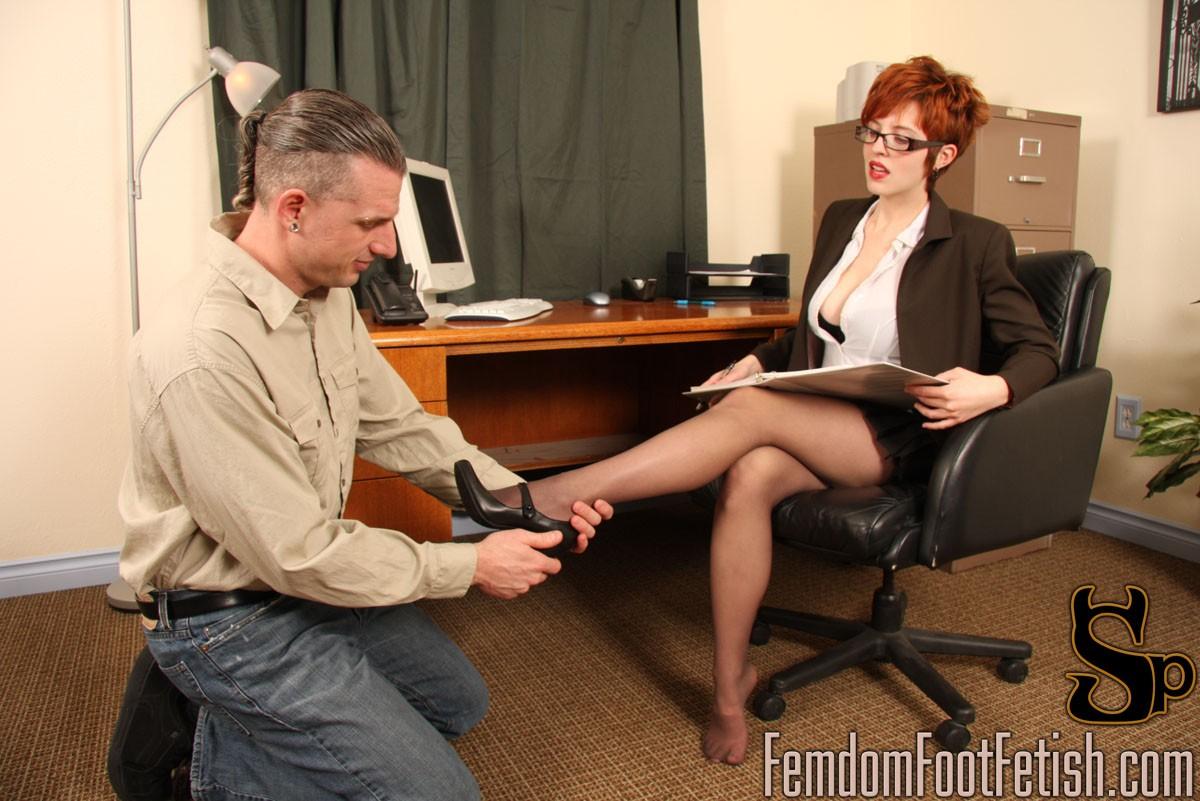 hiring female domination